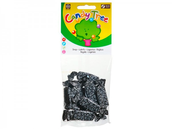 Candy Tree Bio Toffees Lakritz  gf. 75 g