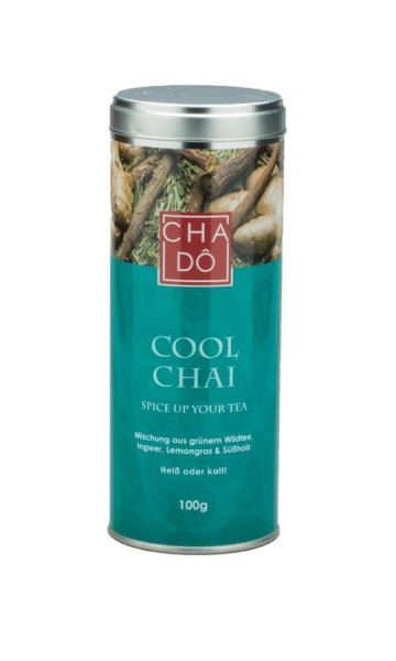Cha Do Bio COOL CHAI gf. 100 g